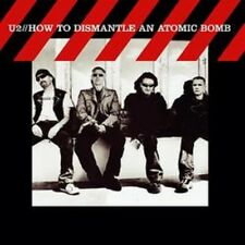 U2 - How to Dismantle an Atomic Bomb - New Vinyl LP + MP3 - Pre Order - 31/3