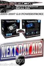 SCT Livewire TS #5015 Programmer Tuner for 2003-2007 6.0 Ford Powerstroke Diesel