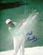 BOB GOALBY GOLF SIGNED AUTOGRAPHED 8x10 PHOTO W/COA