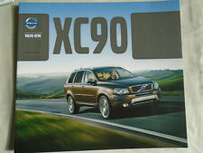 Volvo XC90 brochure 2013 model year USA market pub 2012 ref MY13A 2