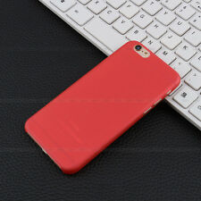 0.3mm Ultra Thin Slim Clear Matte Soft Back Case Cover For iPhone 5s 6 6s 6plus