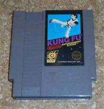 KUNG FU Nintendo NES Cleaned & Tested