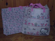 Hello Kitty Bolso de Compra~ WOODLAND ~ Nuevo&Empaque Original Bolso