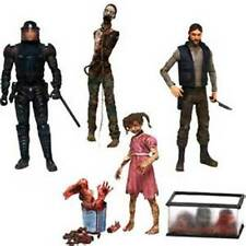 OH The Walking Dead Comic McFarlane 4 Governor Penny Serie 2 Riot Glenn Pet Tank