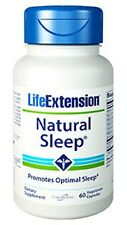 Natural Sleep - Life Extension - 60 Vegetarian Capsules