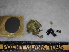 CRAZY DUMMY Helmet U.S. ARMY ISAF SOLDIER 1/6 ACTION FIGURE TOYS dam did ace