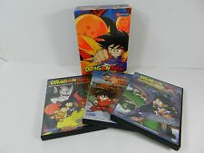 Dragon Ball - Movie Box Set (DVD, 2005, 3-Disc Set)