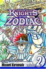 Knights of the Zodiac (Saint Seiya), Vol. 2