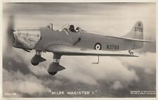 AVIATION : MILES MAGISTER 1 RP- VALENTINES-38A-33