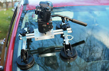 CAMERA CAR RIG / CAMERA CAR MOUNT / CAMERA CAR SUPPORT,  UK Seller *****