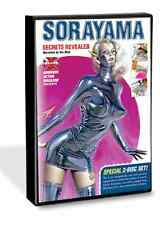 Sorayama Secrets Revealed Dru Blair Paint DVD by Airbrush Action Createx Iwata