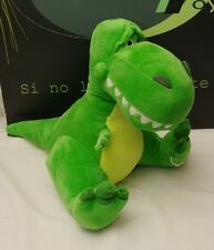 "Toy Story Green Dinosaur Rex Kohls 12"" Plush Toy"
