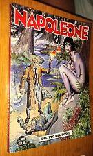 NAPOLEONE # 20 - SERGIO BONELLI EDITORE - DELITTO NEL BOSCO - 2000