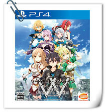 PS4 Sword Art Online Game Director's Edition 中文 英文 SONY Action BANDAI NAMCO