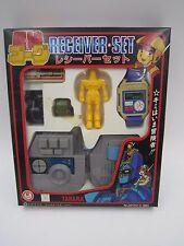 Anime Giant Gorg Cosplay Receiver Set Old TAKARA Japan Super Robot Wars Taisen