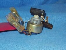 Yamaha 125 YAS1C AS2C Ignition Main Switch two Keys NEW NOS 183-82510-30