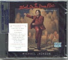 MICHAEL JACKSON BLOOD ON THE DANCE FLOOR SEALED CD NEW