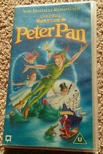 Peter Pan (VHS/DM, 2001)