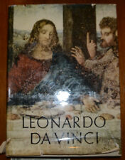 LEONARDO DA VINCI REYNAL & COMPANY, NY! PRINTED IN ITALY! GOOD CONDITION! 1956!