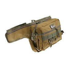 Fishing Pole Reel Rod Shoulder Hand Tackle Storage Container Bag Case Box Sand