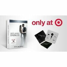 Fifty Shades Darker BLU-RAY + DVD + DIGITAL HD LIMITED DELUXE EDITION TARGET