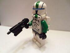 Lego Star Wars Commando Fixer Delta Squad Minifigure Custom Clone Trooper 9488