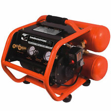 Industrial Air Contractor 1.6-HP 4.5-Gallon Twin-Stack Air Compressor