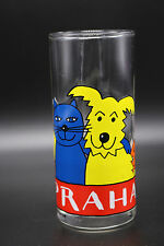 PRAHA Cat Dog Glass Votruba Fun Explosive Prague Czech Republic Animal Rescue