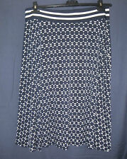 Gerry Weber slinky new skirt with elasticated waist with tag Euro 44 UK18