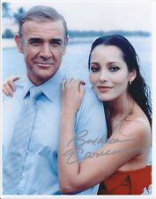 BARBARA CARRERA SIGNED JAMES BOND NEVER SAY NEVER AGAIN PHOTO - UACC AUTOGRAPH