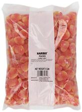SweetGourmet Haribo Gummi Peaches (Gummy Candy) - 5 LB FREE SHIPPING