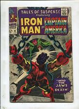 Tales Of Suspense #85 ~ In The Jaws Of Death! ~ (Grade 6.0)WH