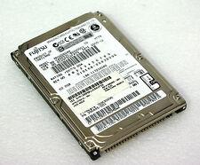 "60 GB 2,5"" 6,35cm FESTPLATTE  FUJITSU   MHV2060AH   HDD HARD DISK DRIVE  F128"