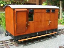 Vale Of Rheidol Railway Matchbox Guards Van Kit IP engineering,SM32 16mm Garden
