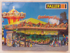 Faller DSCHUNGEL Jungle Train Roundabout Carnival Ride HO 1:87 Model Kit 433 NEW