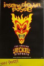Insane Clown Posse 18x27 Amazing Jeckel Bros Promo Poster 1999 ICP