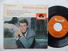PETER KRAUS Ich hab dich noch genauso lieb 21328 EPH Germany
