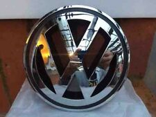 VW JETTA GOLF GT TIGUAN CHROME GRILL BADGE EMBLEM UK SELLER
