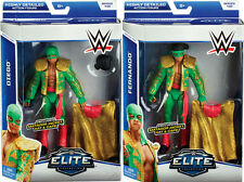 WWE ELITE Collection Series 35_DIEGO & FERNANDO 6 inch figures_Los Matadores_MIB