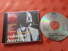 JAZZ GREATS Coleman Hawkins CD album A1 condition 1st class post 1 day dispatch