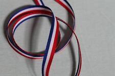 100 cocardes bleu blanc rouge sur épingle tricolore France supporter sports fete
