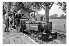 pt7941 - Railway - Pages Park Leighton Buzzard , Bedfordshire - photograph 6x4