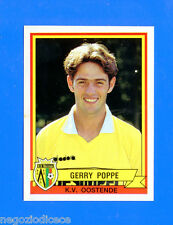 FOOTBALL 94 BELGIO Panini-Figurina -Sticker n. 268 - POPPE - OOSTENDE -New