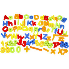 26x Upper/Lower ALPHABET LETTERS Magnetic Fridge Baby Kids Funny Learning Tool