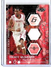 TRACY McGRADY 2007 TOPPS STADIUM CLUB FULL COURT PRESS GAME USED JERSEY