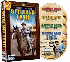 Overland Trail Complete TV Show Series DVD Set Collection Episode Box Westerns 4