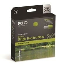 RIO InTouch Single Handed Spey Line, WF8F...New