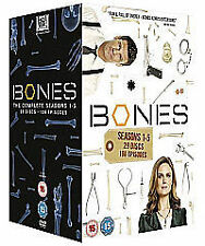 Bones - Series 1-5 - Complete (DVD, 2010, 29-Disc Set)free postage uk