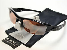 OAKLEY FLAK JACKET BLACK VR28 SONNENBRILLE JAWBONE RACING STRAIGHT HALF X SPLIT