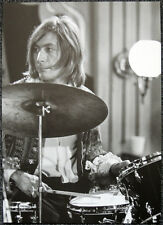 THE ROLLING STONES POSTER PAGE 1968 CHARLIE WATTS . 1